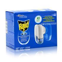 Raid Mücken Stecker und Nachfüller für ca. 45 Nächte Mückenfrei
