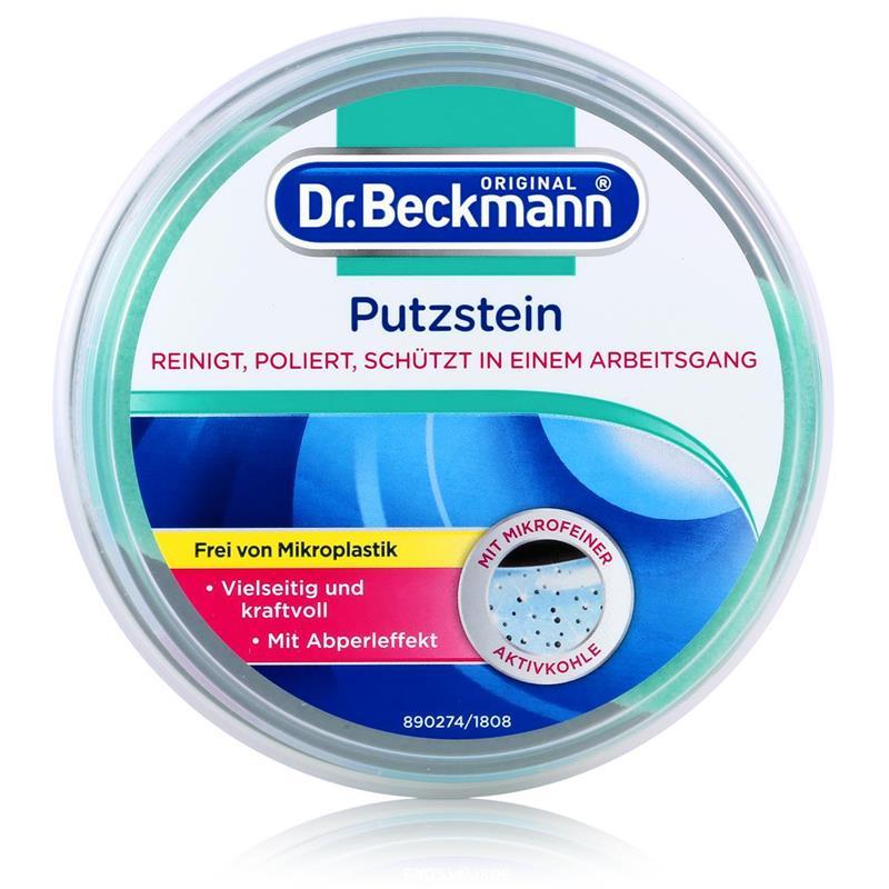 Dr. Beckmann Putzstein 400g - Reinigt, poliert, konserviert, Ultrastark