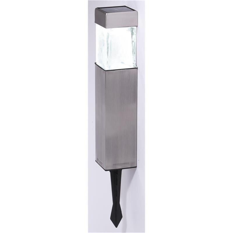 Duracell LED Solar Garten-Lampe 4 Stück