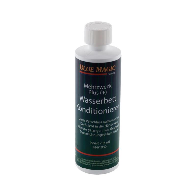 blue magic wasserbett conditioner 236 ml f r wasserbetten konditionierer 1er pack. Black Bedroom Furniture Sets. Home Design Ideas