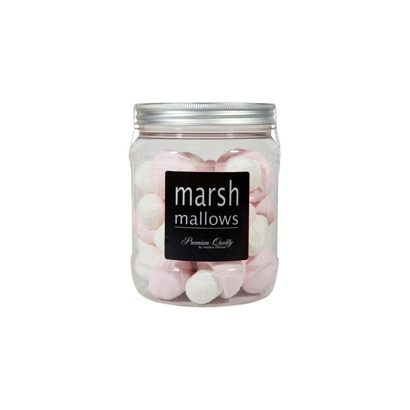 Mellow Mellow Marshmallow Pilze 160g in der Retrodose (1er Pack)