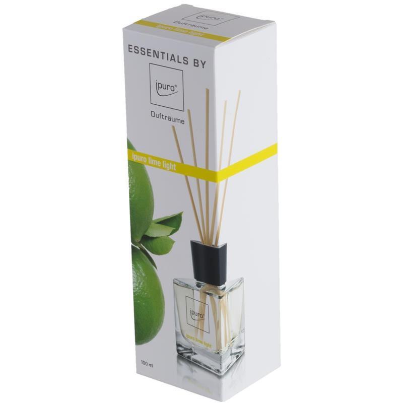 Essentials by ipuro Lime Light 100ml Raumduft (1er Pack)
