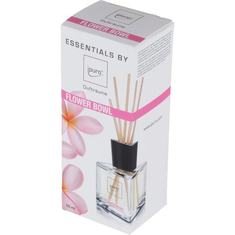 Essentials by ipuro Flower Bowl 50ml Raumduft (1er Pack)