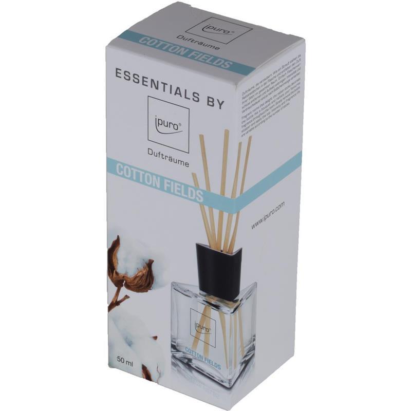 Essentials by ipuro Cotton Fields 50ml Raumduft (1er Pack)