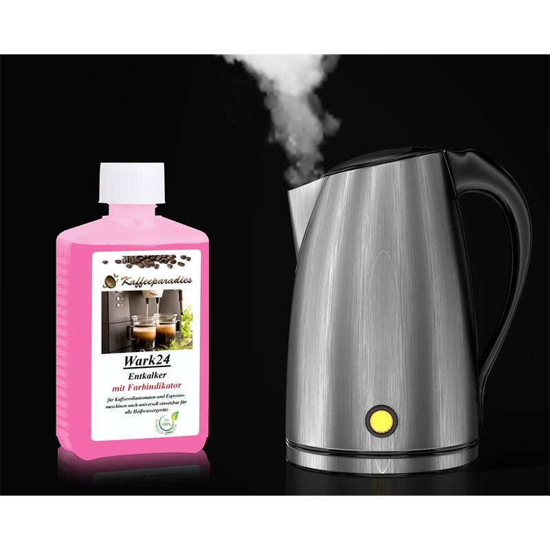Wark24 Flüssig Entkalker 250ml für Kaffeevollautomat z.B. Saeco uvm. (1er Pack)