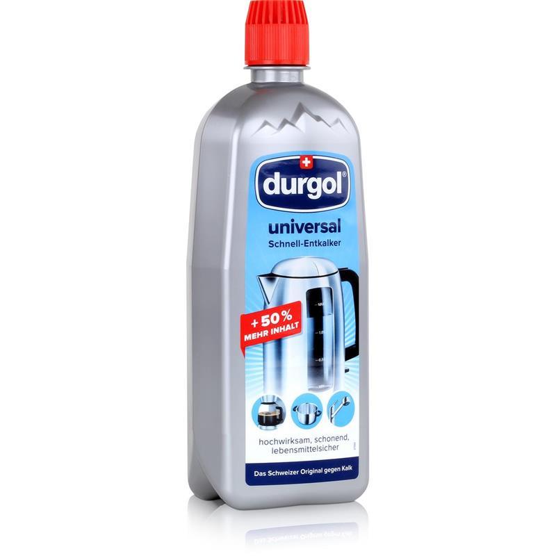 Durgol Universal Schnell-Entkalker 750ml - schonend, hochwirksam