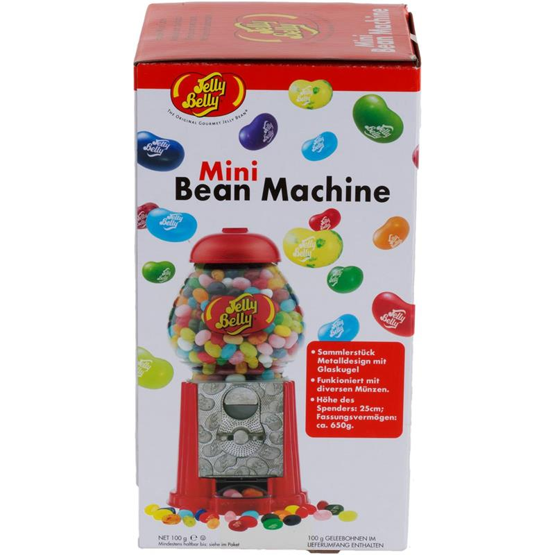 Jelly Belly Mini Bean Machine ca. 25 cm Hoch inkl. 100g Jelly Beans (1er Pack)
