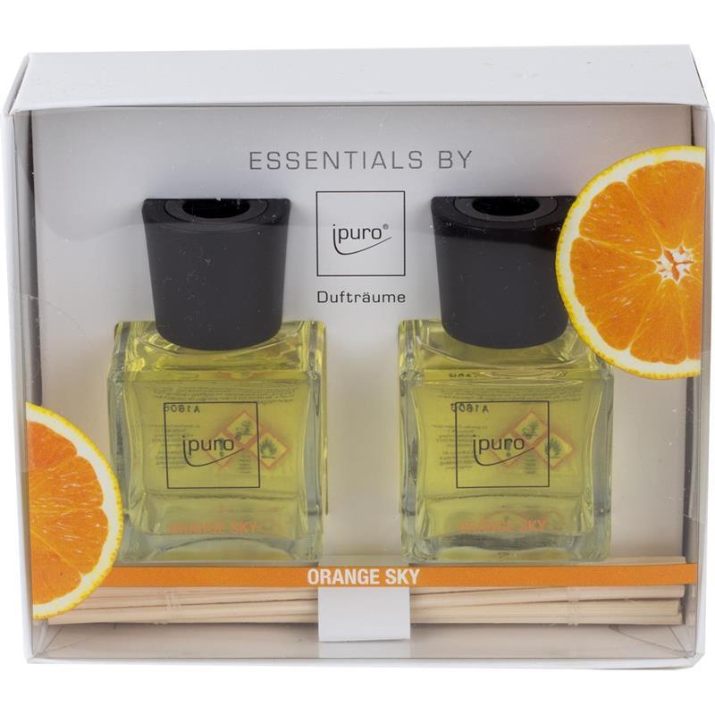 Geschenkset Essentials by Ipuro Orange Sky 2x 50ml (1er Pack)