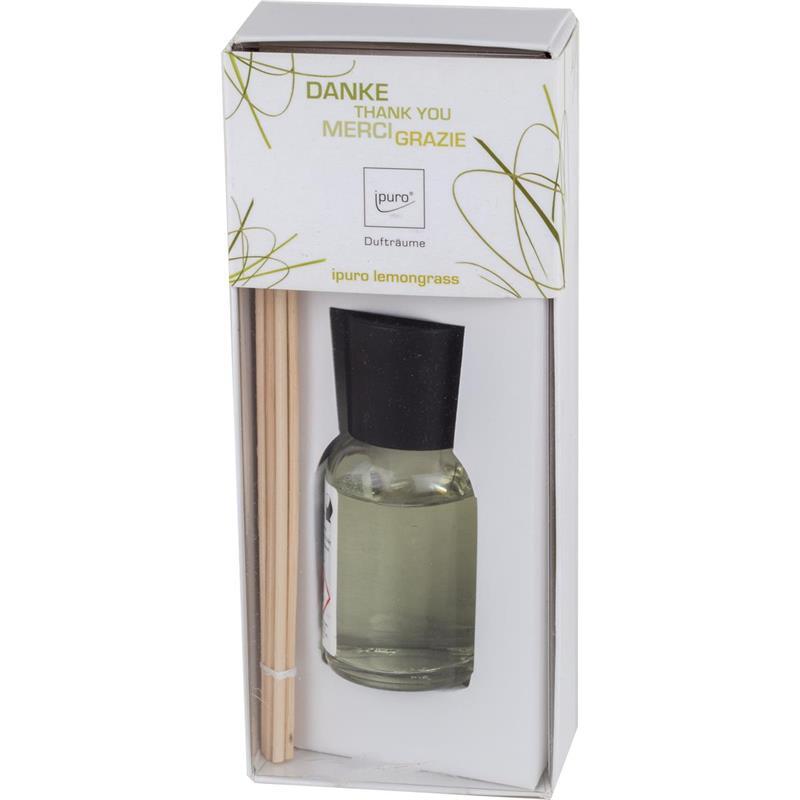 Essentials by Ipuro 50ml Lemongrass Danke Raumduft (1er Pack)