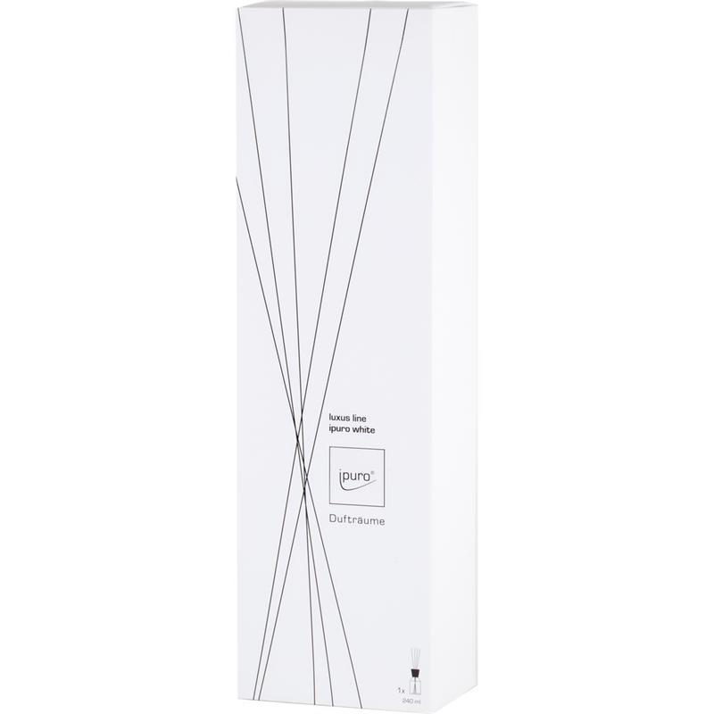Essentials by Ipuro Luxus Line White 240ml Dufträume (1er Pack)
