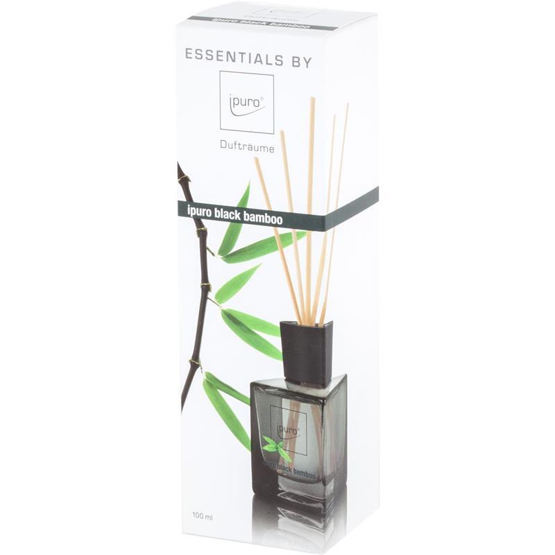 Essentials by Ipuro black bamboo 100ml (1er pack)
