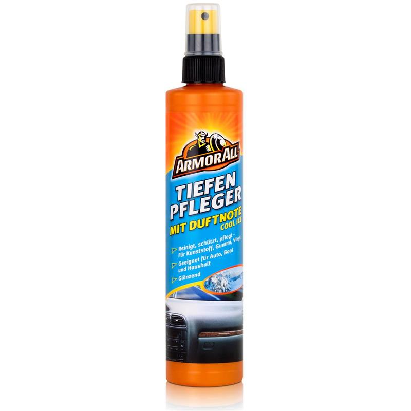 Armor All Tiefenpfleger Cool Ice Pumpspray 300ml - Glänzend (1er Pack)