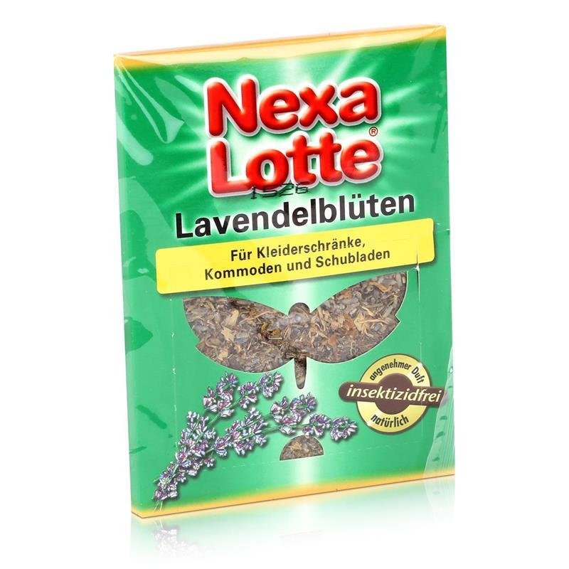 Nexa Lotte Lavendelblüten 1 Beutel - Gegen Motten (1er Pack)
