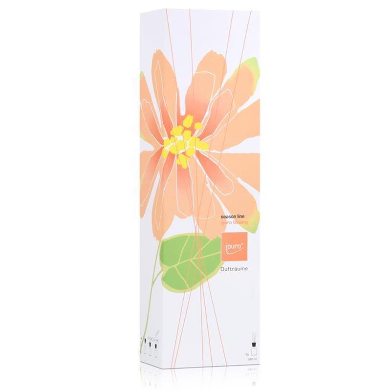 ipuro season line bloomy 240ml raumduft 1er pack. Black Bedroom Furniture Sets. Home Design Ideas