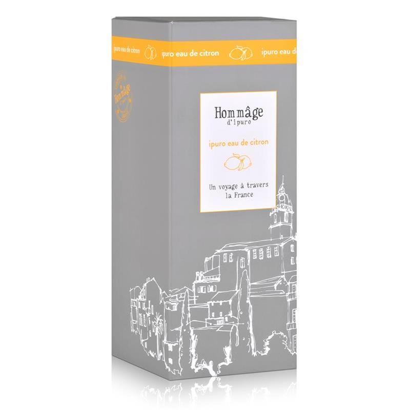 Hommâge d'ipuro Raumduft eau de citron 200ml Dufträume (1er Pack)
