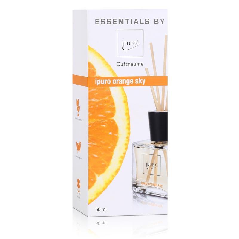 Essentials by Ipuro orange sky 50ml Raumduft Dufträume (1er Pack)