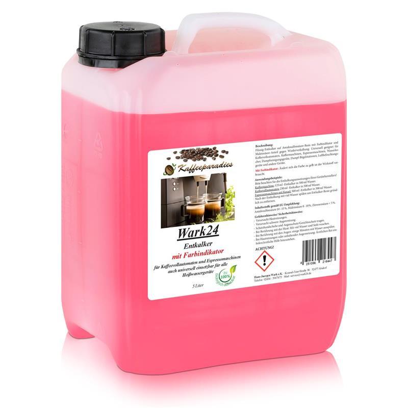 Wark24 Flüssig Entkalker 5 Liter