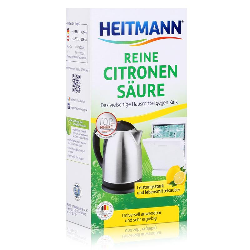 Heitmann Reine Citronen Säure 375g