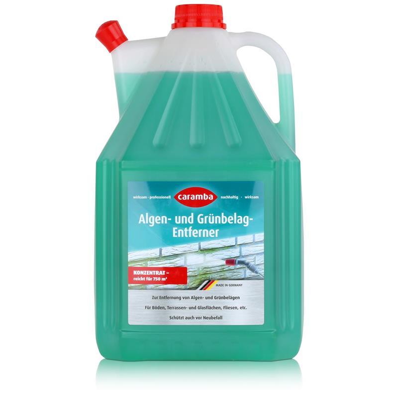 Caramba Algen- und Grünbelag-Entferner 5000ml - 540450 (1er Pack)