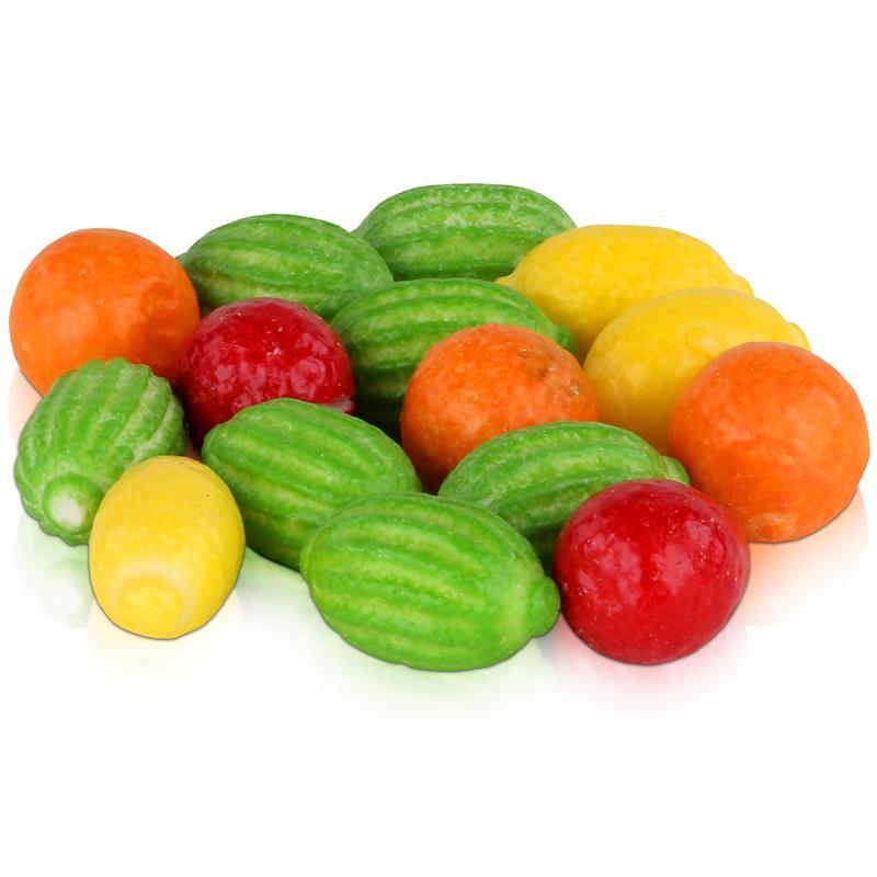 Trinkbecher Palme grün 160g - Kaugummi mit Fruchtgeschmack