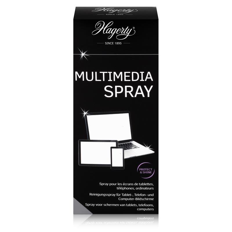 Hagerty Multimedia Spray 125ml