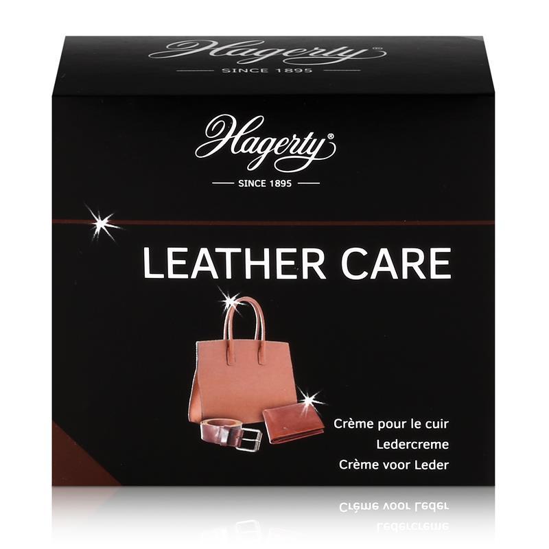 Hagerty Leather Care - Ledercreme für natürlichen Glanz 250ml