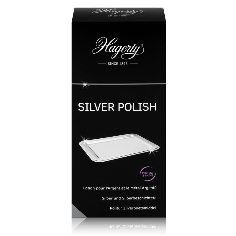 Hagerty Silver Polish - Silberpolitur mit Anlaufschutz 250ml (1er Pack)