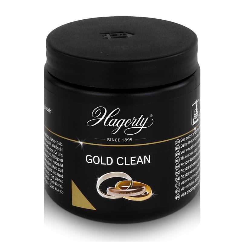 Hagerty Gold Clean - Schmucktauchbad für Gelbgold uvm. 170ml