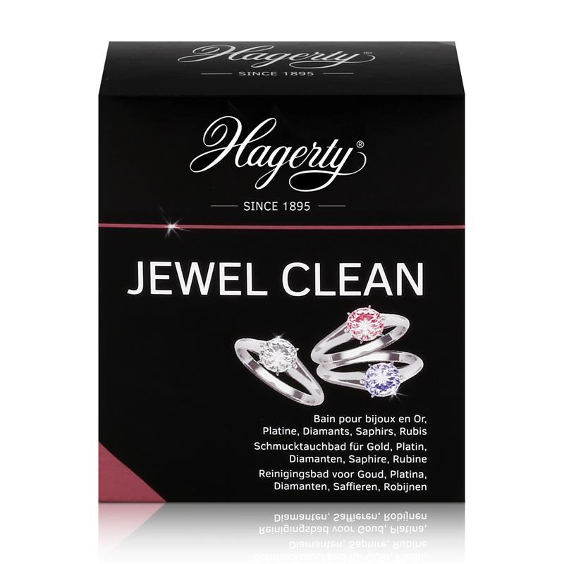 Hagerty Jewel Clean - Schmucktauchbad für Gold, Diamanten 170ml