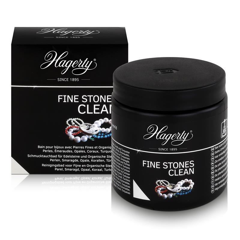 Hagerty Fine Stones Clean - Schmucktauchbad für Edelsteine 170ml