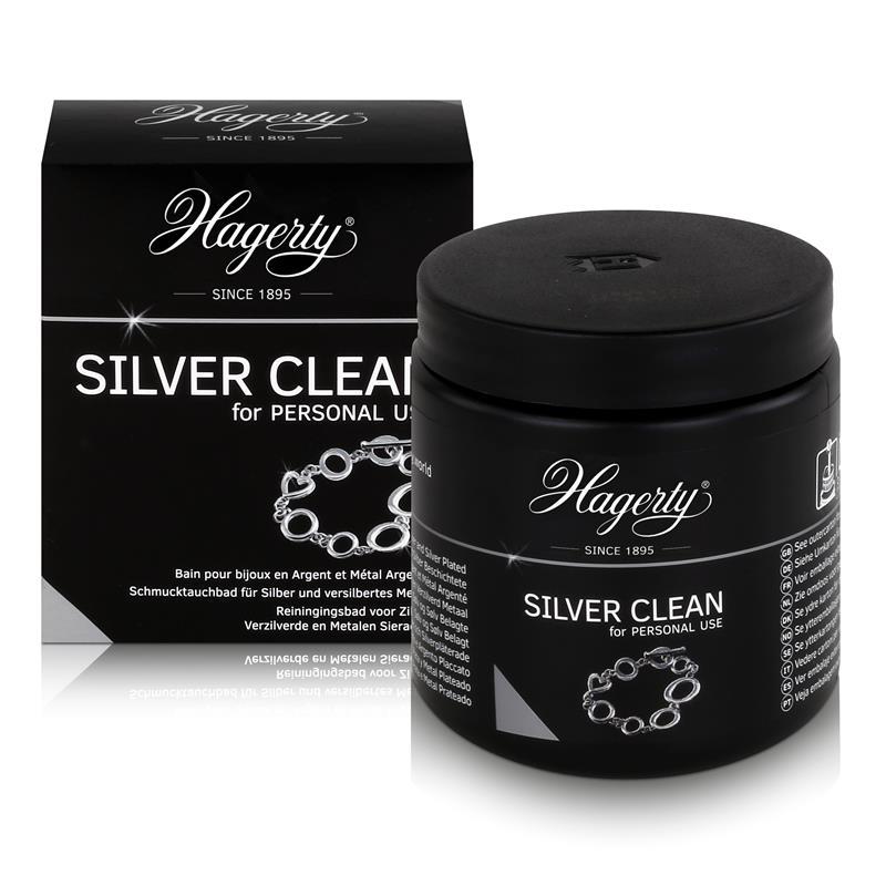 Hagerty Silver Clean - Schmucktauchbad für Silber 170ml