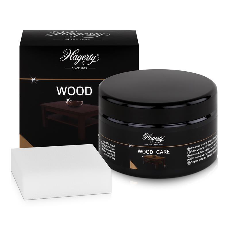 Hagerty Wood Care - Holzpflegecreme für edle Hölzer 250ml (1er Pack)