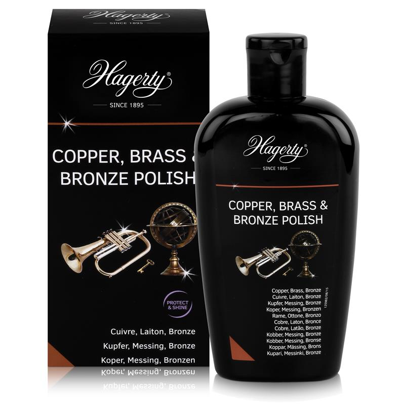 Hagerty Cooper, Brass & Bronze Polish 250ml
