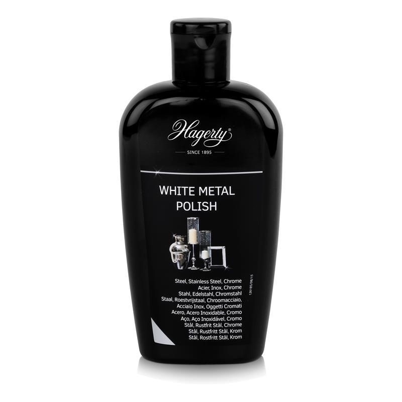 Hagerty White Metal Polish - Politur für Stahl, Edelstahl 250ml