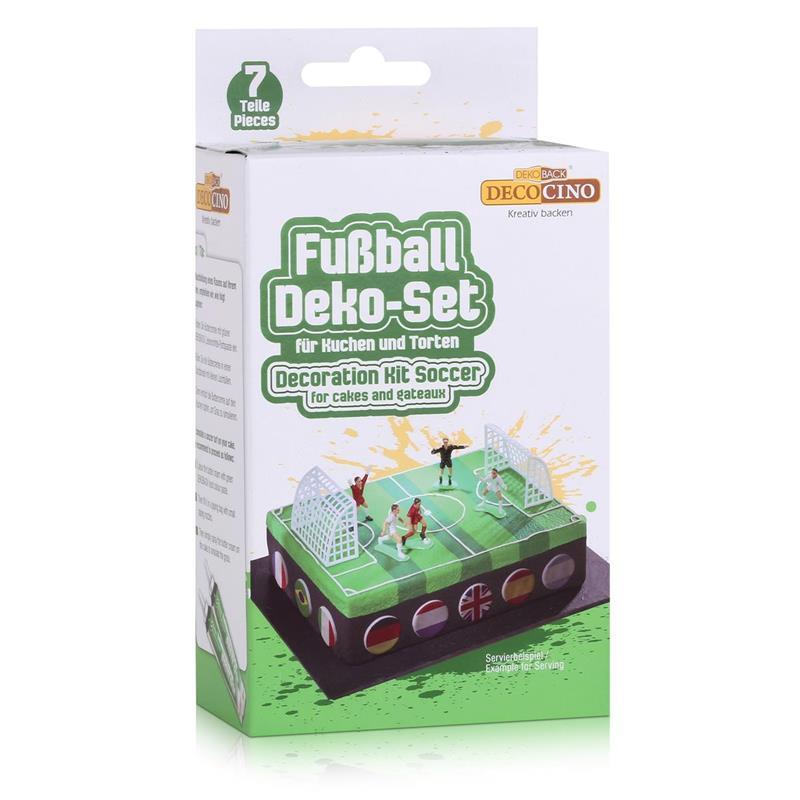 Dekoback Decocino Fußball Deko-Set
