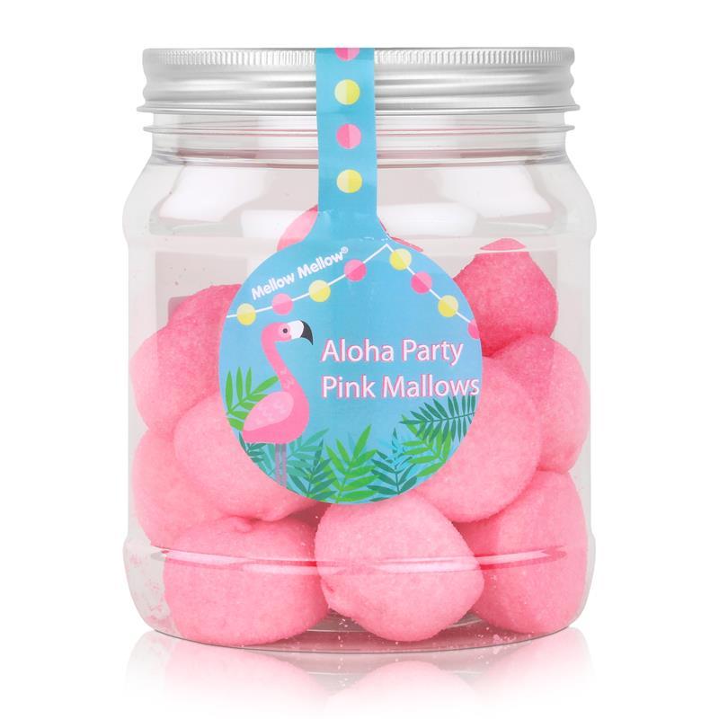 Mellow Marshmallow Aloha Party Pink Mallows in der Retrodose 160g