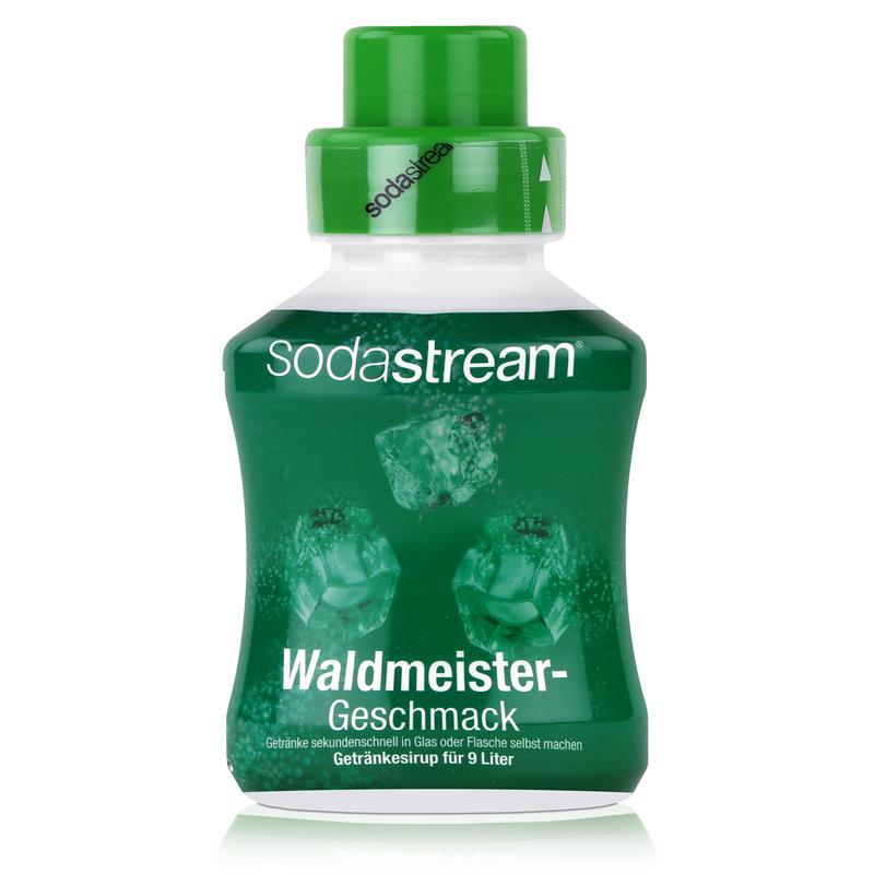 SodaStream Getränke-Sirup Softdrink Waldmeister Geschmack 375ml