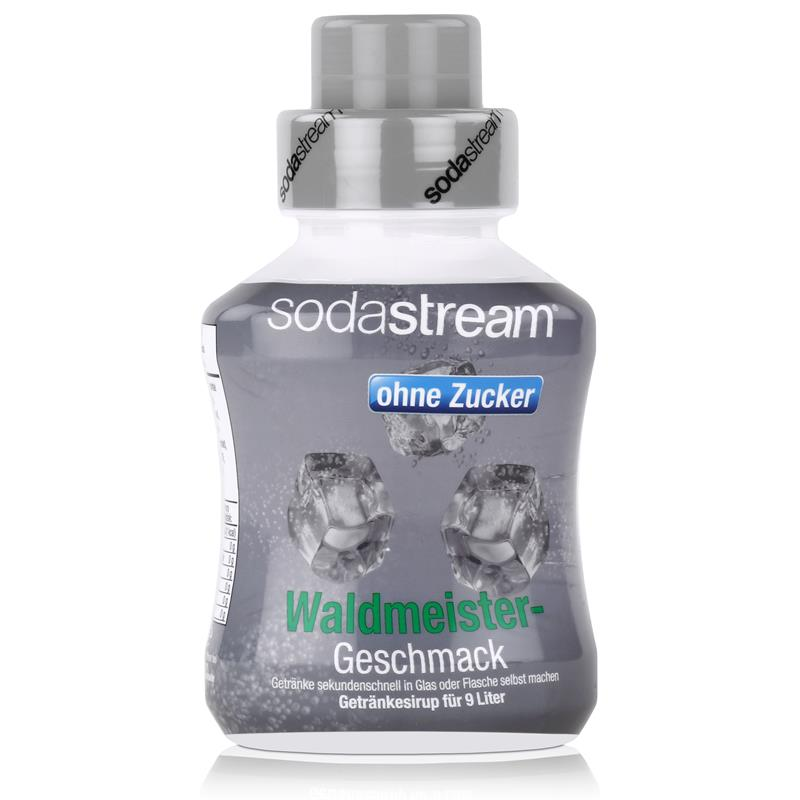 sodastream getr nke sirup ohne zucker waldmeister geschmack 375ml 1er pack. Black Bedroom Furniture Sets. Home Design Ideas