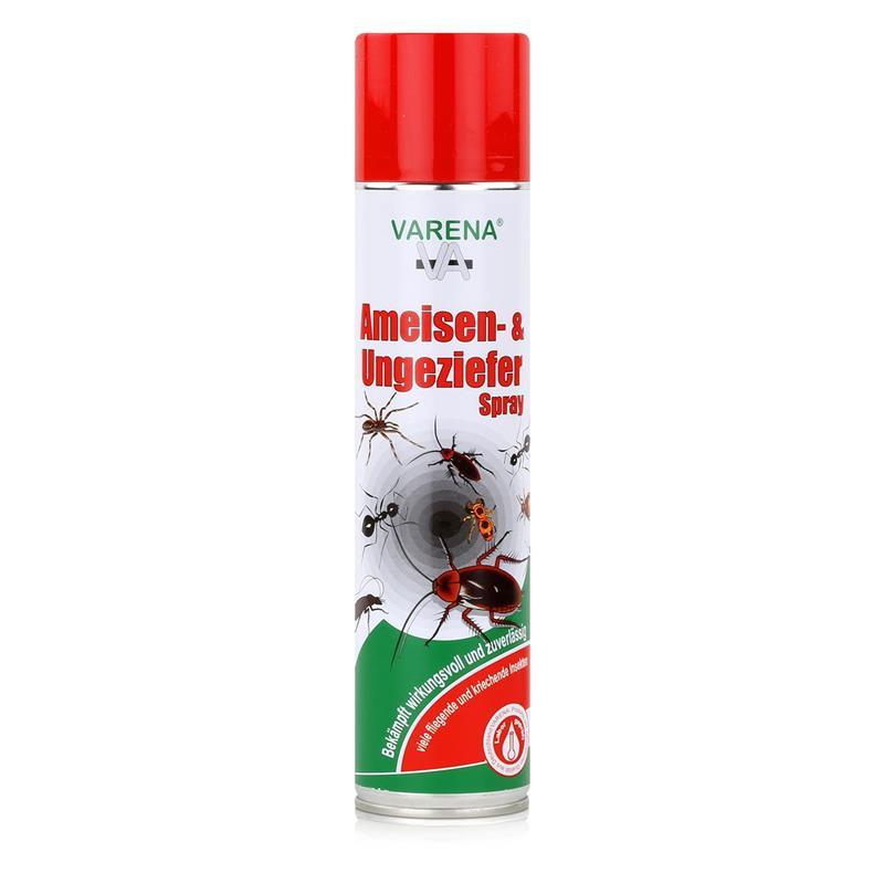 Varena Ameisen- & Ungeziefer Spray 400ml - Gegen Ungeziefer