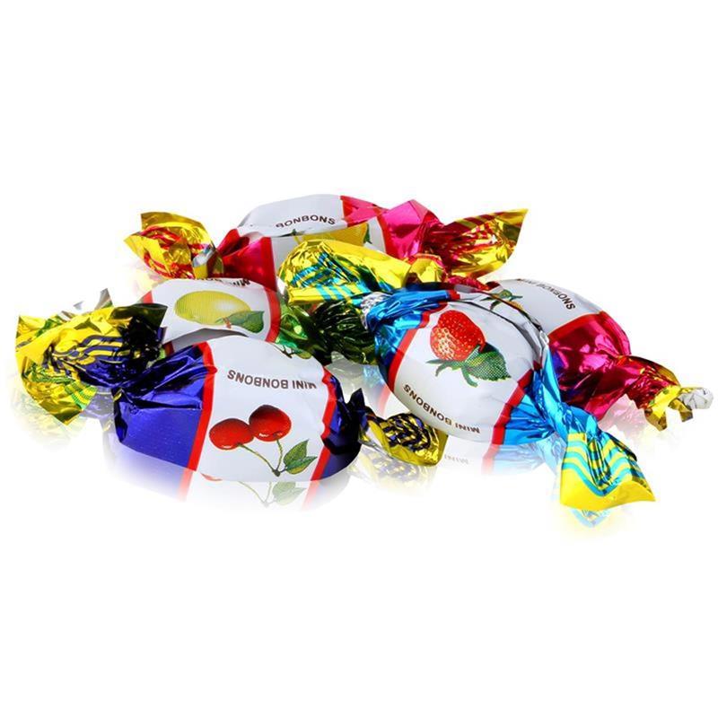 Cool Mini Bonbons Fruchtgeschmack 3kg - Hartkaramellen (1er Pack)
