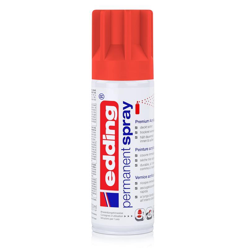 edding Permanent Spray koralle 200 ml