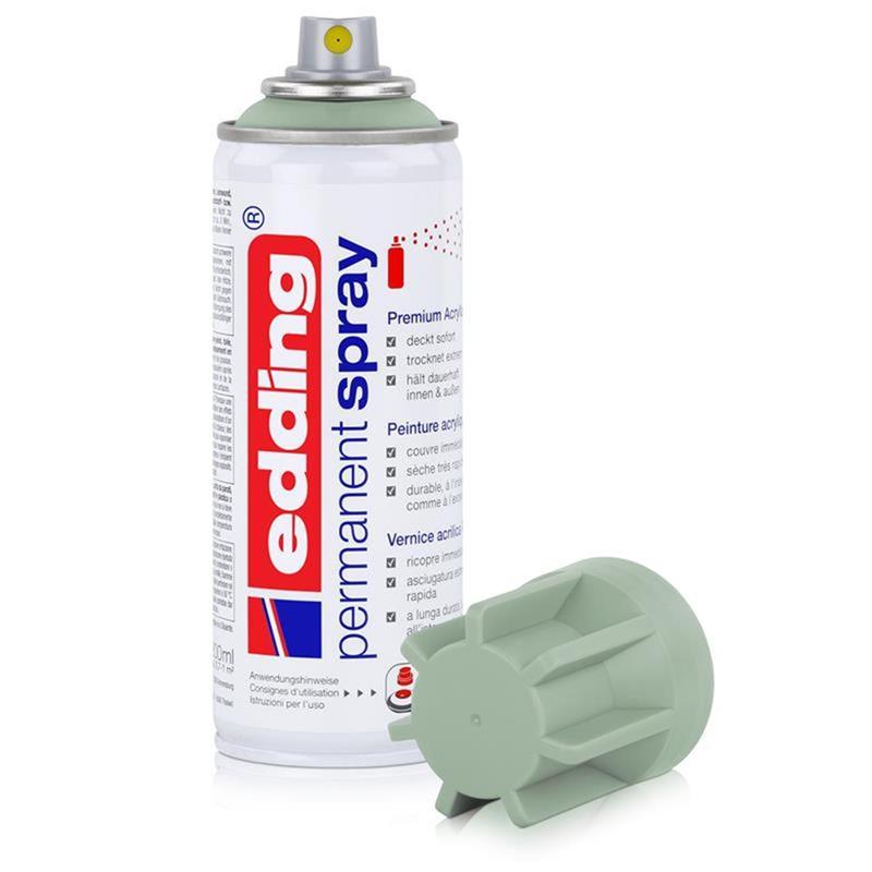edding Permanent Spray mellow mint 200 ml