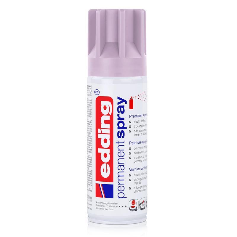 edding Permanent Spray light lavender 200 ml