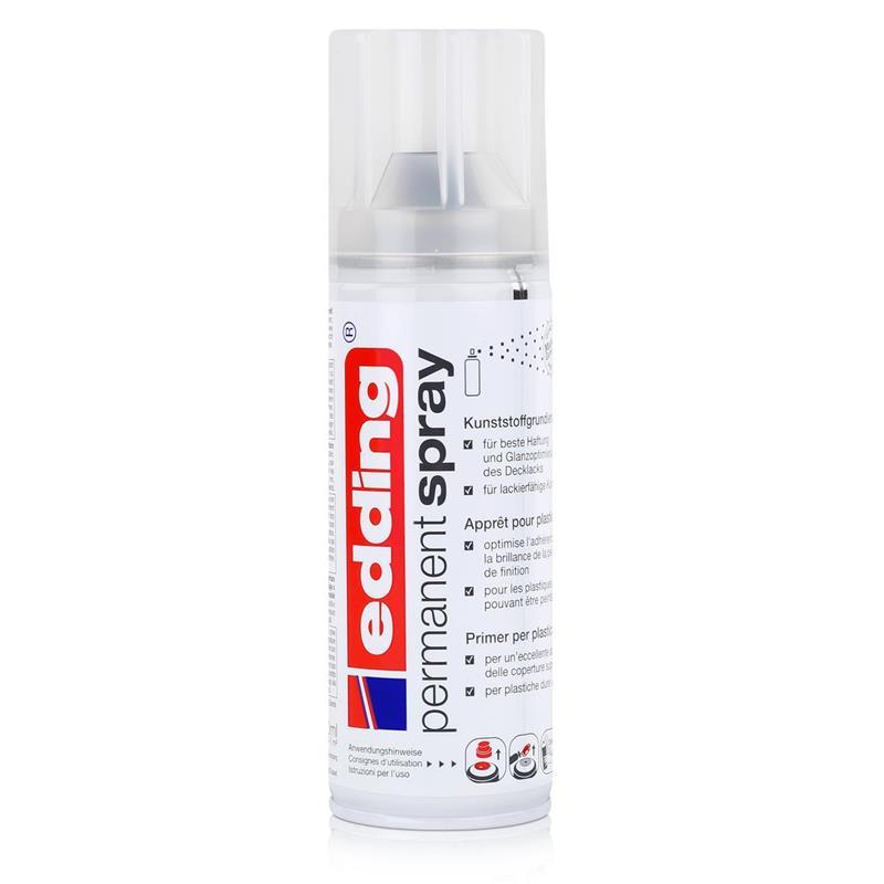 edding Permanent Spray Kunststoffgrundierung 200ml