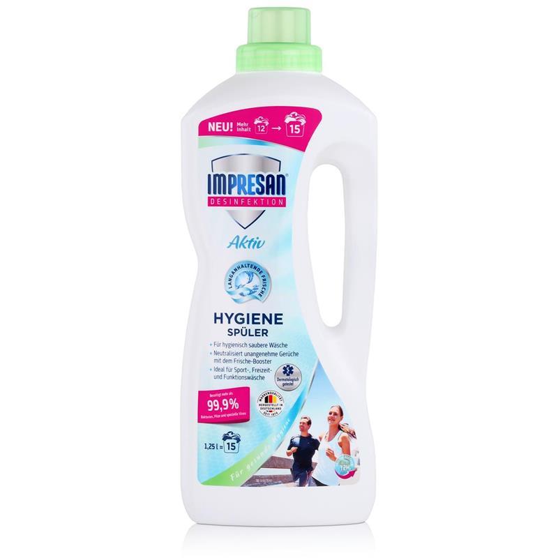 Impresan Desinfektion Aktiv Hygienespüler 1,25L
