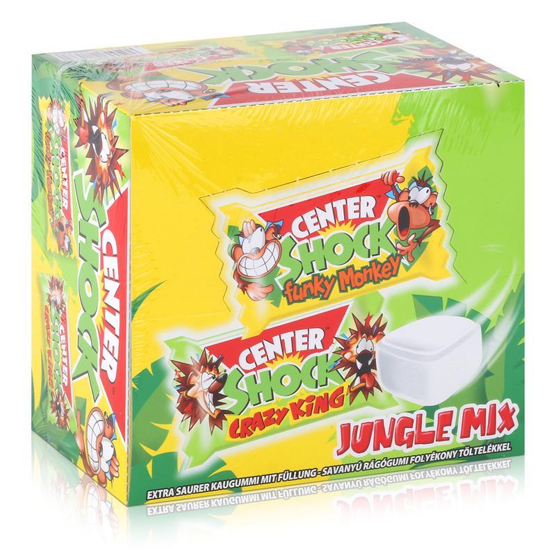 Center Shock Crazy King Jungle Mix 100 Stück