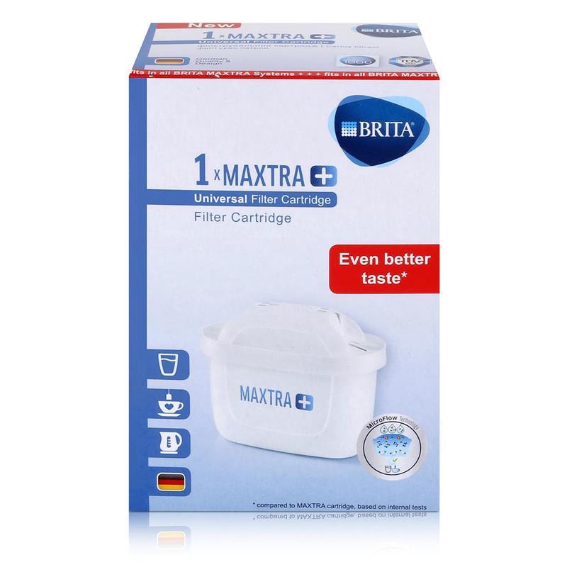 Brita Maxtra+ Filterkartusche - Schützt Ihre Geräte vor Verkalkung (1er Pack)