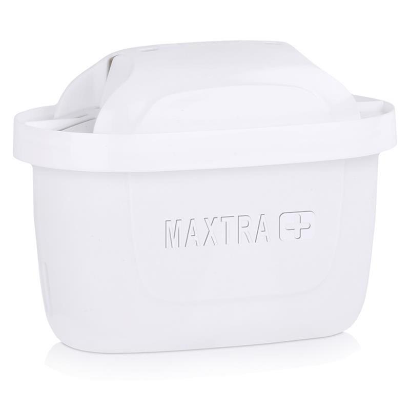 BRITA Marella Wasserfilter weiß inkl. 6 Maxtra+ Kartuschen
