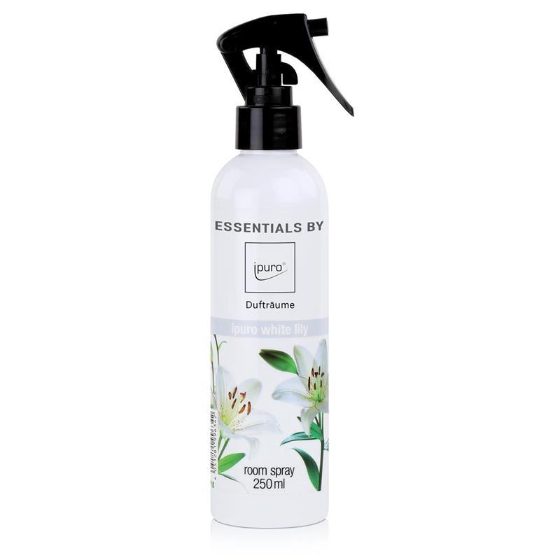 Essentials by ipuro Dufträume Raumspray white lily Duftspray 250ml