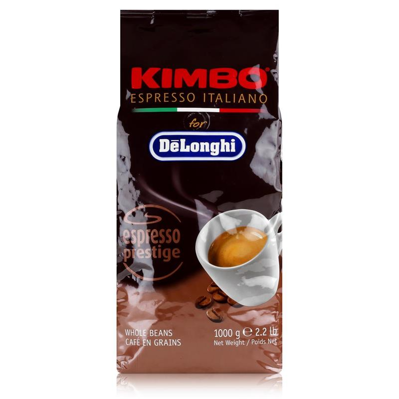 Delonghi Kimbo Espresso prestige 1kg - Kaffeebohnen